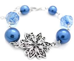 Glimpse of Malibu Blue Bracelet P9510-3