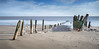 Groynes - Spurn Head (Draws_With_Light) Tags: winter sea beach water season landscape seaside structures places scene coastline filters groynes spurnhead lee09ndhardgrad leebigstopper