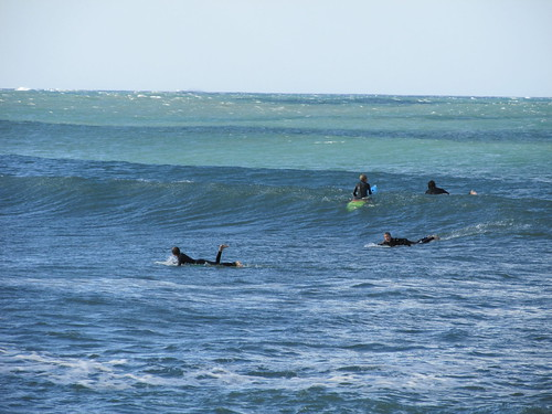 Surf, East London, Afrique du Sud