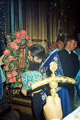 81. Архим. Арсений в Почаевской Лавре 2002 г