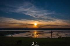 Sunset in Ireland (James C. Aiken Photography) Tags: ireland sunset love beauty river landscape skies lust letterkenny myvision