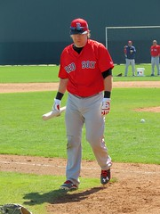 2016 Red Sox Spring Training - Workouts (murphman61) Tags: boston spring baseball florida redsox fl practice catcher batting ftmyers springtraining leecounty mlb fortmyers majorleague