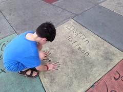 Shug, Dustin Hoffman at Hollywood Studios WDW (Deep Fried Kudzu) Tags: hollywood dustin wdw studios hoffman shug