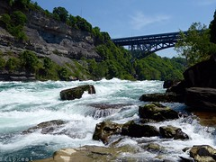 Came Here To Forget (flipkeat) Tags: canada nature water river landscape outdoors awesome canadian niagara falls rapids whirlpool gorge whitewaterwalk absolutelystunningscapes