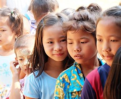 BSB : Baan Mae Tew (Bring Smiles Back) Tags: charity travel children thailand teacher adventure giving sharing volunteer hilltribe bringsmilesback
