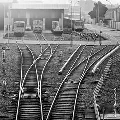 Trilhos urbanos #andremeloandrade #brasil #brazil #brazilian #riodejaneiro #riodejaneiroinstagram #cidademaravilhosa #rj #errejota #metro #metrorio #pretoebranco #blackandwhite #ig_riodejaneiro #rio_lovers #cidadenova #cariocandonorio #carioca #carioquiss (Andr Melo-Andrade) Tags: square squareformat iphoneography instagramapp uploaded:by=instagram