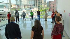 (sfrikken) Tags: david mike senior paul for bill dance exercise susan library group central center falls glen madison ballroom becky fred occupational balance irene therapy kelli pia fitness prevention basics waltz physical darcie