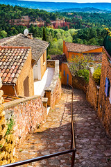 In Provence (Stef Kocyla) Tags: colours provence ochre luberon roussillon ocres