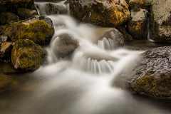 It's all in motion (OR_U) Tags: longexposure motion green wet waterfall iceland moss movement rocks stones rapids le oru 2016 djpivogur