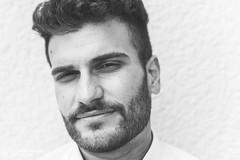 Headshot | Model: Ensar Tiago Gngr (thendele) Tags: portrait man male guy monochrome businessman blackwhite model bart monochromatic business sw mann herr modell bnw anzug kerl schwarzweis brtig