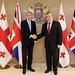 Giorgi Kvirikashvili conducted a meeting with Philip Hammond