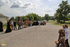 A cross procession from the village of Nikolskoe to the village of Adamovka / Крестный ход из Никольского в Адамовку (45)
