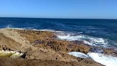 a lost Neptune, video (petitillusion) Tags: video sea portugal iphone