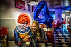 A Clowns and a Camera (@stegreener) Tags: camera nikon pentax clown d750 clowns ricoh pentaxk3 nikond750