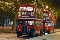 DSC_2683w (Sou'wester) Tags: bus london buses westminster night sunrise vintage dawn photoshoot historic preserved publictransport veteran lrt westend lt tle preservation psv londontransport tfl timelineevents