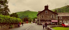 Grasmere (Dan Gibbo) Tags: green lakedistrict grasmere mountain nature hill slate landscape quaint village england ambleside