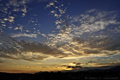 Sabadell, 11 juny 2016, 21:10 (Explore, Jun 14, 2016) (Perikolo) Tags: sol sun posta puesta sunset atardecer capvespre nvols nubes clouds sabadell