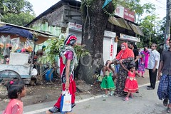 H504_3403 (bandashing) Tags: street trees red england people green manchester watch crowd logs sylhet bangladesh carry mentalhealth socialdocumentary aoa shahjalal bandashing akhtarowaisahmed treecuttingfestival lallalshahjalal