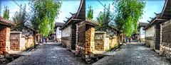 Naxi village 3D (Immagini 2&3D) Tags: china yunnan basha