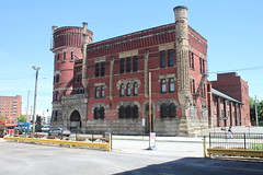 Grays Armory (joseph a) Tags: armory graysarmory richardsonianromanesque cleveland ohio