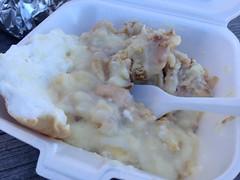 Little Bit of R&R BBQ, Leeds AL (Deep Fried Kudzu) Tags: food truck little alabama leeds pudding rr bbq banana r barbecue barbeque bit barbque barbq barbcue