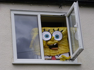SpongeBob bubblewrap