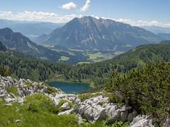 P7100312 (turbok) Tags: berge landschaft see steirersee tauplitzalm totesgebirge tragl wasser c kurt krimberger