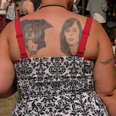 Tattoo nightmare (Werner Schnell Images (2.stream)) Tags: ws dog hund tattoo tattoos nightmare