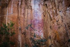 Katherine Gorge Aborigional Rock art