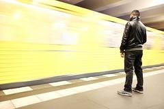 rasant (Elmar Egner) Tags: fuji x70 berlin metro ubahn