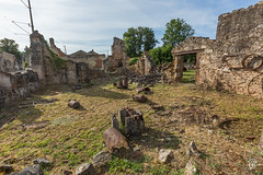_Q8B0318.jpg (sylvain.collet) Tags: france ruines ss nazis tuerie massacre destruction horreur oradour histoire guerre barbarie
