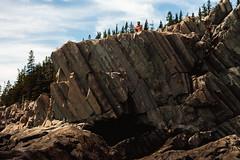 Bold Coast, ME (rsieber82) Tags: maine bold coast hiking backpacking camping cutler me eastcoast coastal atlantic ocean wilderness outdoors nature canon 5d mkii helios 442 58mm f2 trees