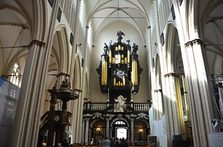 Bruges: Sint-Salvatorskathedraal (Saint Saviour's Cathedral)