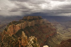 Cape Royal, Grand Canyon National Park, North Rim (jkrieger84) Tags: nikon d600 landscape nature clouds storm grandcanyon grandcanyonnationalpark