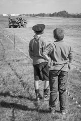 DSC07592 (regis.verger) Tags: jeep willys 1944 seconde guerre mondiale amricain char sherman cholet halftrack