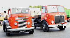 COMMER Two Stroke & AEC Tractors Reynor Transport Goole Frank Hilton IMG_926 (Frank Hilton.) Tags: erf foden atkinson ford albion leyland bedford classic truck lorry bus car