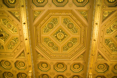 The ceiling, the Conference Room, the Locarno Suite, the Foreign and Commonwealth Office, London (29 Photos) Tags: london government openhouse foreignoffice history architecture historicbuilding