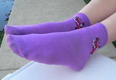 lala06 (J.Saenz) Tags: feet foot pies fetichismo podolatras pieds calcetines socks mujer woman
