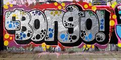 graffiti amsterdam (wojofoto) Tags: ndsm graffiti amsterdam wojofoto wolfgangjosten nederland holland netherland streetart bongo