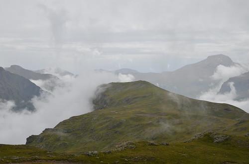 Alps atmosphere