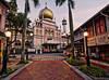 Arab St Mosque Singapore (Beegee49) Tags: mosque arab street singapore