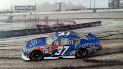 2010 Kevin Conway 09 Ford Fusion (G-Man's NASCAR Minatures) Tags: gcast custom slix rookie