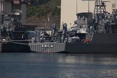 (meganeinu) Tags: enoshima minesweeper jmsdf msc604
