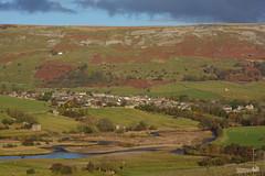 Reeth Rover (Feversham Media) Tags: yorkshire nationalparks northyorkshire yorkshiredales swaledale reeth arkengarthdale riverswale fremingtonedge yorkshiredalesnationalpark calverhill