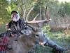 Kansas Trophy Whitetail Bow Hunt 49