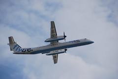 Dash 8 Q400 Flybe (mitchellboon92) Tags: amsterdam united delta f100 airbus a380 boeing klm fedex britishairways schiphol 747 a330 a340 airfrance transavia 737 a320 b747 f50 fokker b707 f70 eham a319 a321 b737 a300 mcdonalddouglas b767 b787 b757 b727 b777 a310 a318 slm surinamairways a350 kaagbaan lancargo