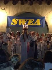 St. Lucia Procession (Anna Sunny Day) Tags: christmas singing sandiego procession stlucia balboapark candlelit santalucia decembernights stluciaprocession