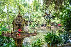 Paradise (Mister Rad) Tags: garden restaurant australia thai queensland tropical spirithouse yandina nikon35mmf2 nikond600