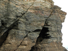 Playa de las Catedrales near Ribadeo, Spain (albatz) Tags: beach spain arches slate rockformations ribadeo playadelascatedrales
