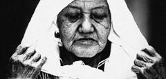 stop (Ivan Bessedin) Tags: grandmother headscarf granny kazakhstan kz